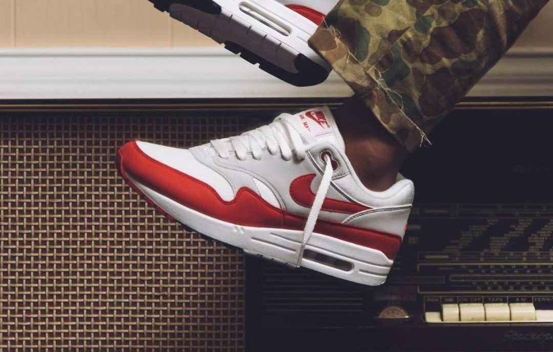 best service 624d6 28c7c The Nike Air Max 1 OG Anniversary Arrives Next Week - Here's ...