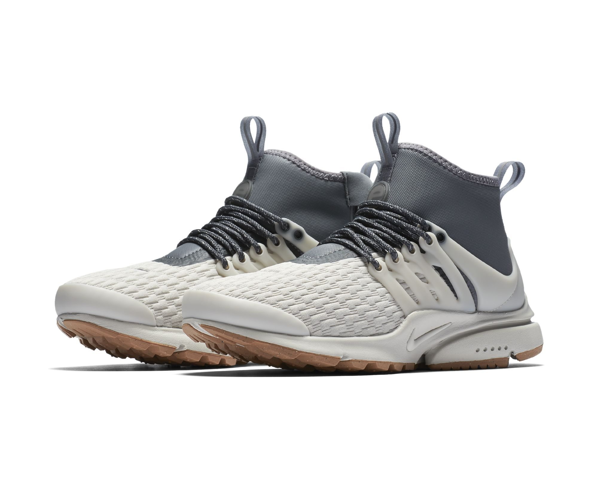 order look for exclusive shoes The Nike Air Presto Mid Utility Premium Gets an Interesting ...