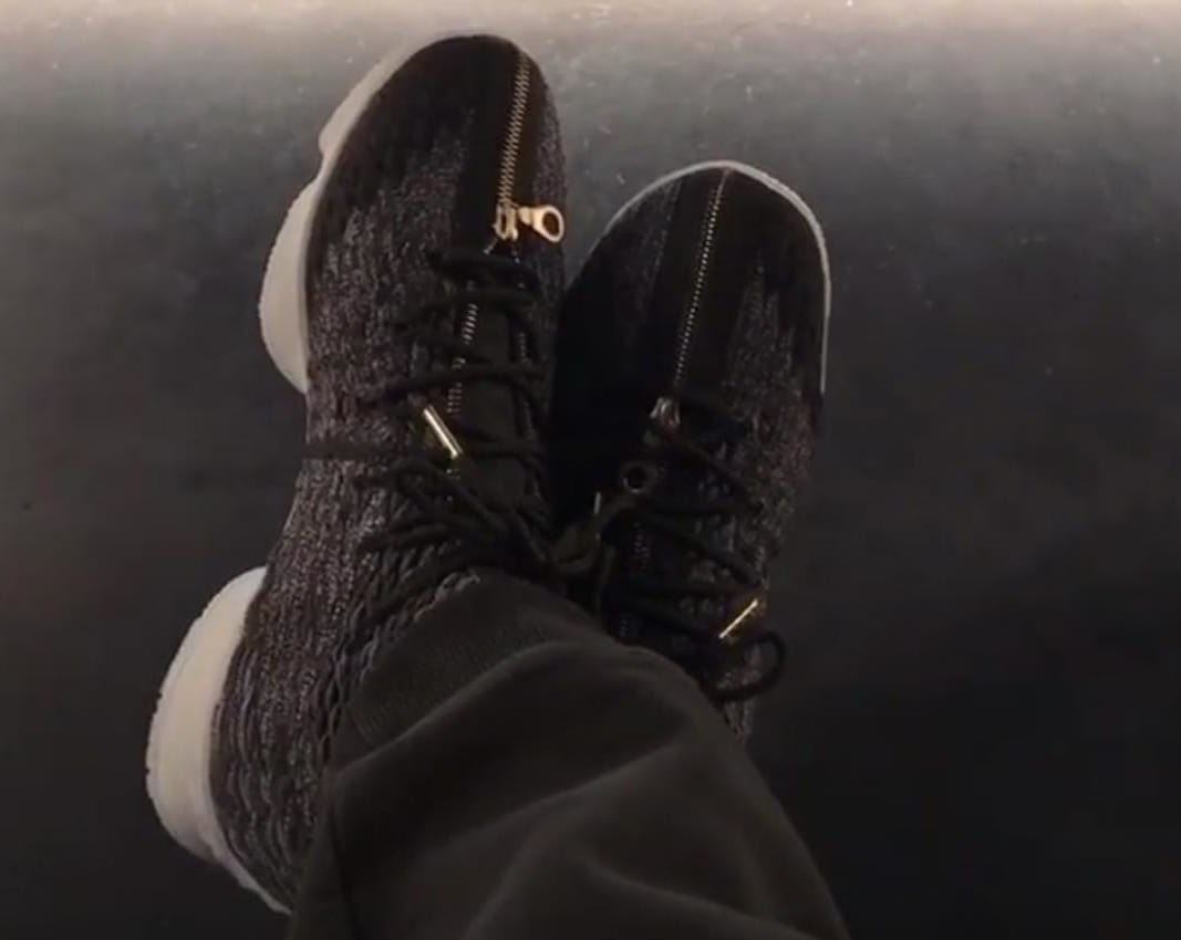 best loved 7738b 7c38c The Kith x Nike LeBron 15 is Coming Very Soon - WearTesters