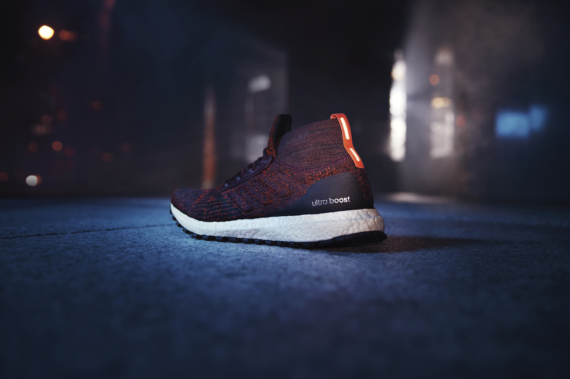 adidas unveils water repellent ultraboost all terrain and. Black Bedroom Furniture Sets. Home Design Ideas