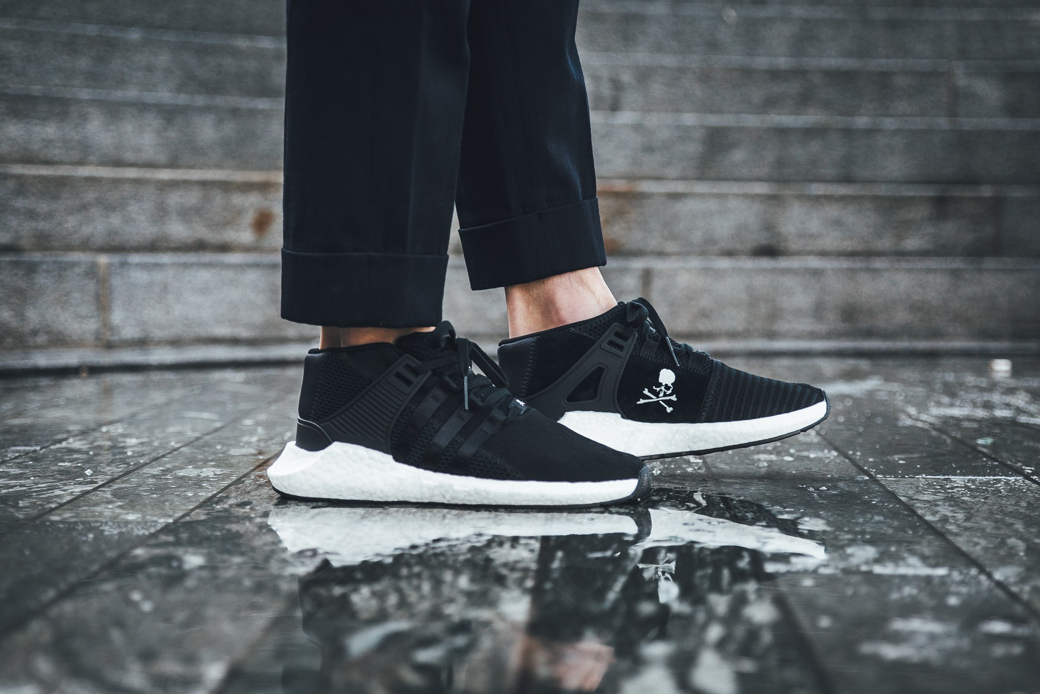 pretty nice 45e79 2f2af Mastermind World and adidas Unveil Boost Collection and ...