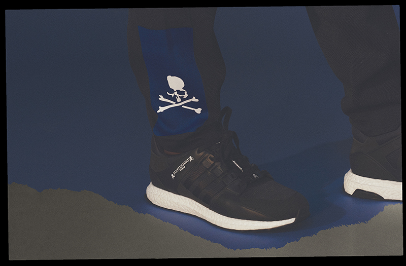 pretty nice 44e5d 75b02 Mastermind World and adidas Unveil Boost Collection and ...