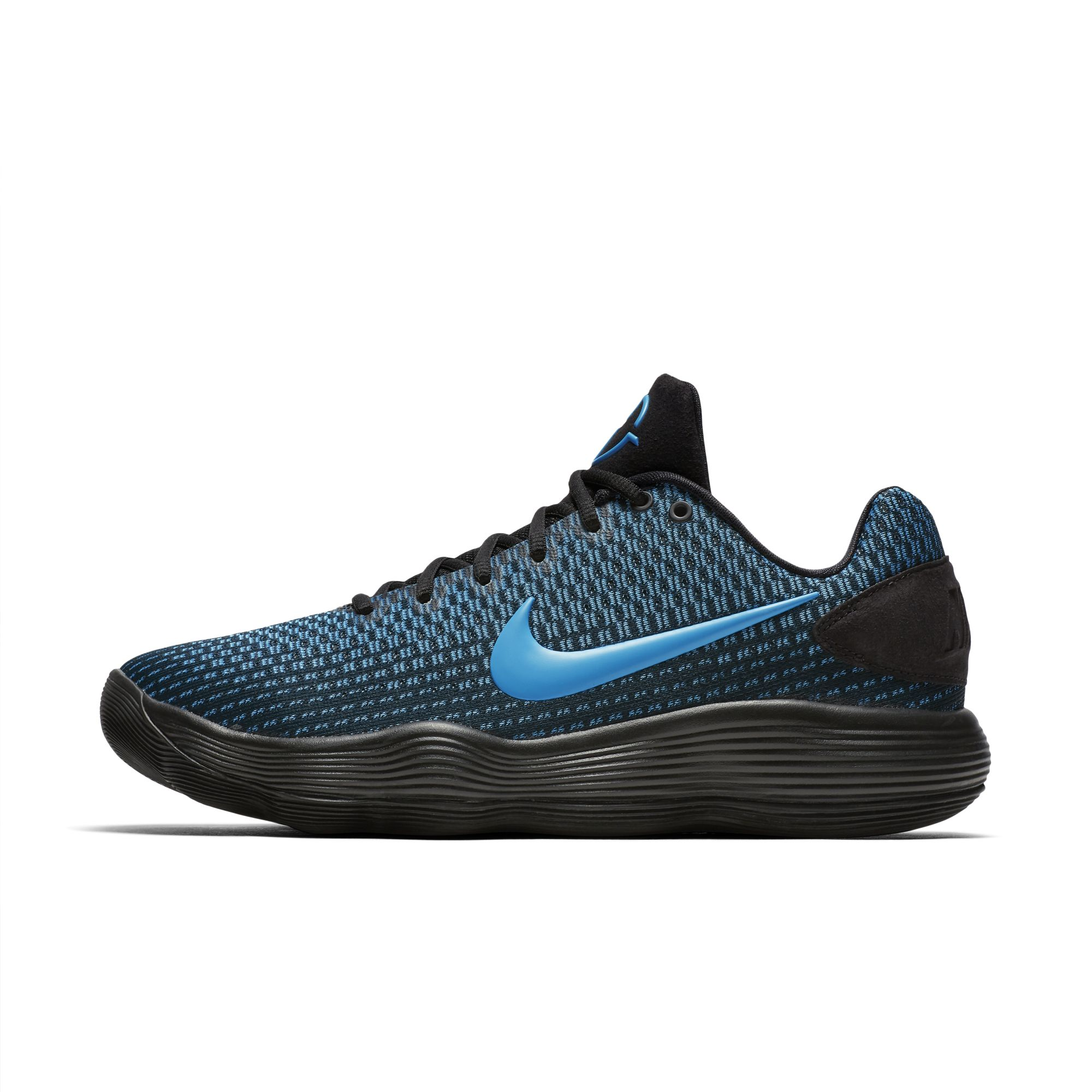 blue black mens nike hyperdunk 2017 shoes