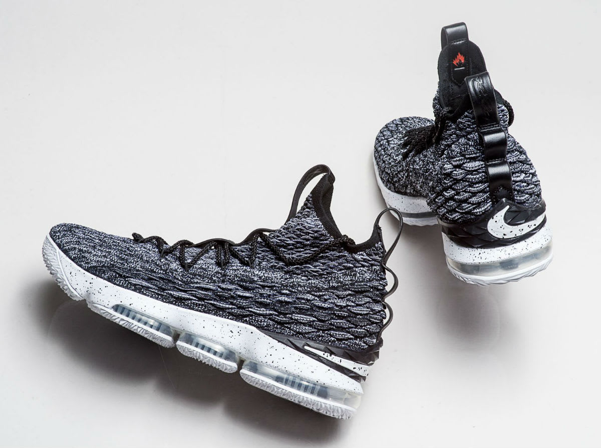 oben Check Out This List of Upcoming LeBron 15 Colorways and  billig