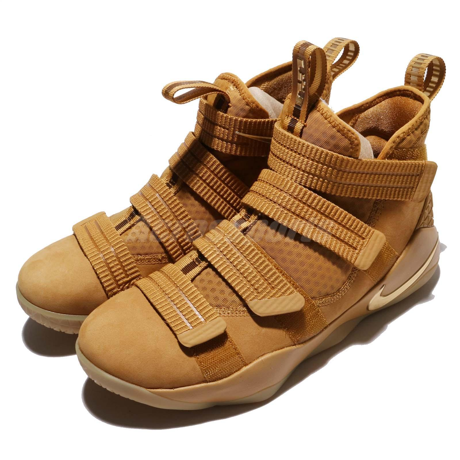best service d39e0 bd59e There is a Wheat Nike LeBron Soldier 11 SFG Coming - WearTesters
