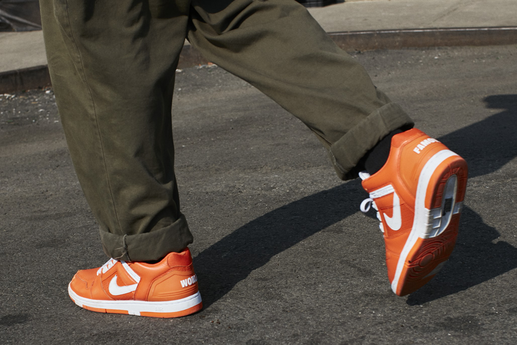 supreme nike sb air force 2 2