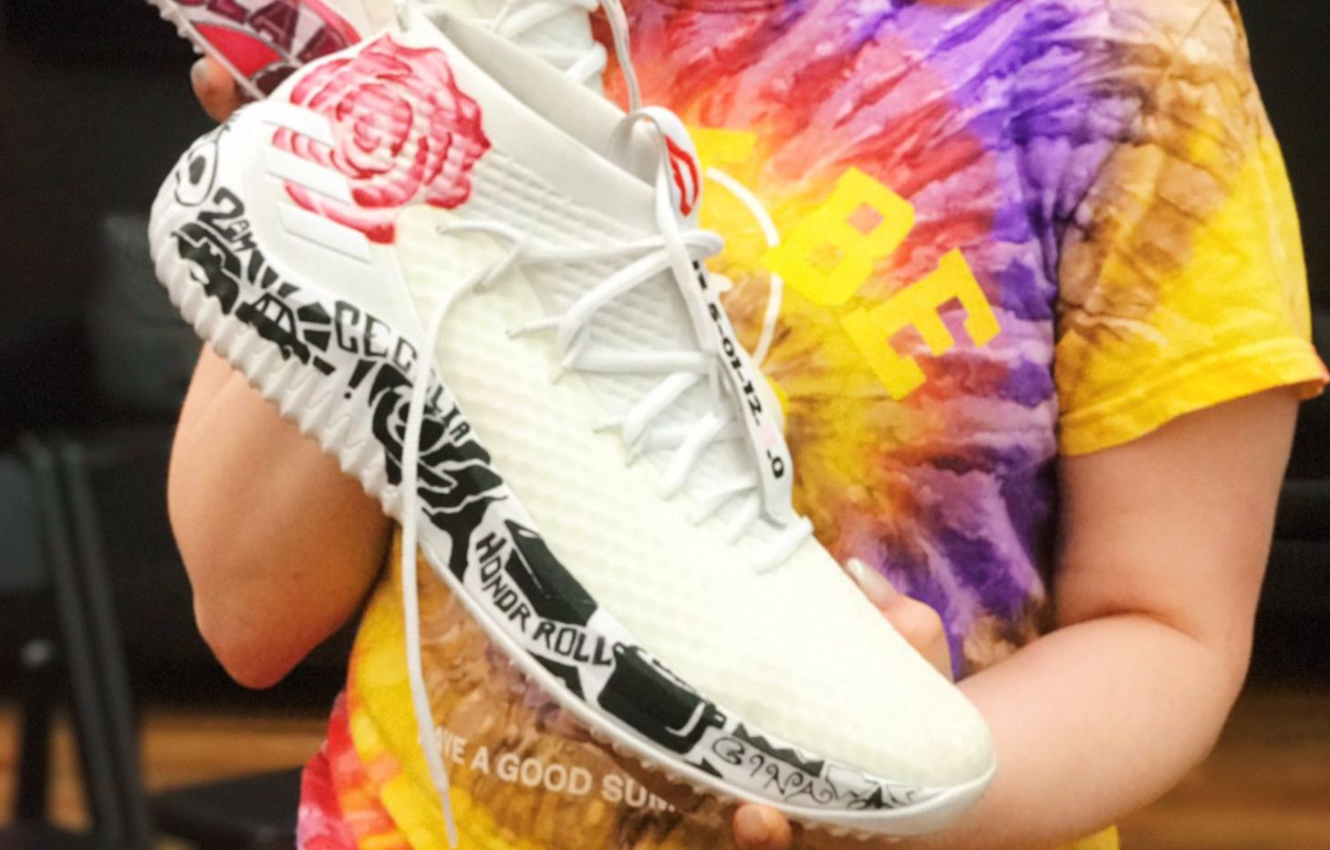 trifecta dame 4 lace up the ultimate sneaker challenge pensole 5