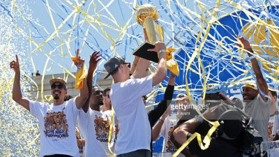warriors 2015 parade oakland 2