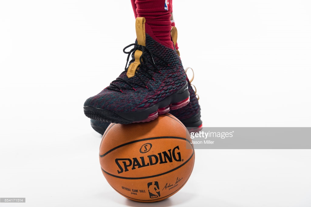 buy online 56d6e cc99c The Nike LeBron 15 'New Heights' Has a Release Date ...