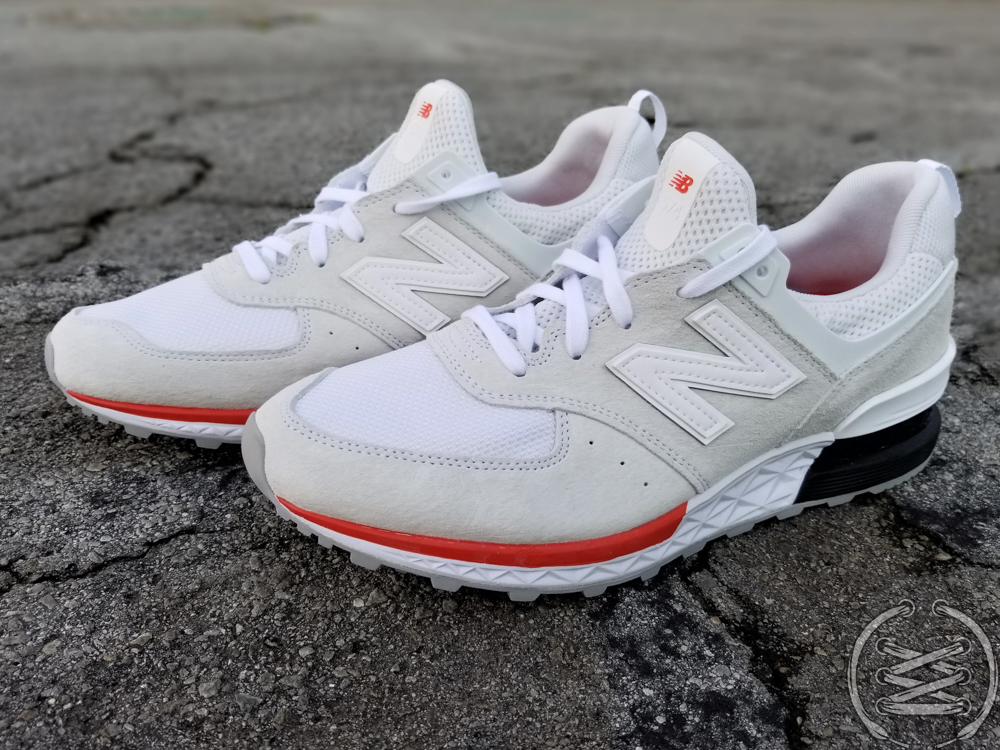 brand new c967e 76945 Test Shoot: New Balance 574 Sport 'Day' - WearTesters