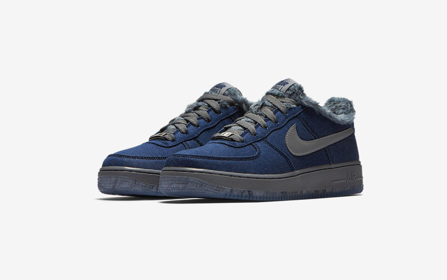 Nike Air Force 1 GS Full Moon friday the 13th 4