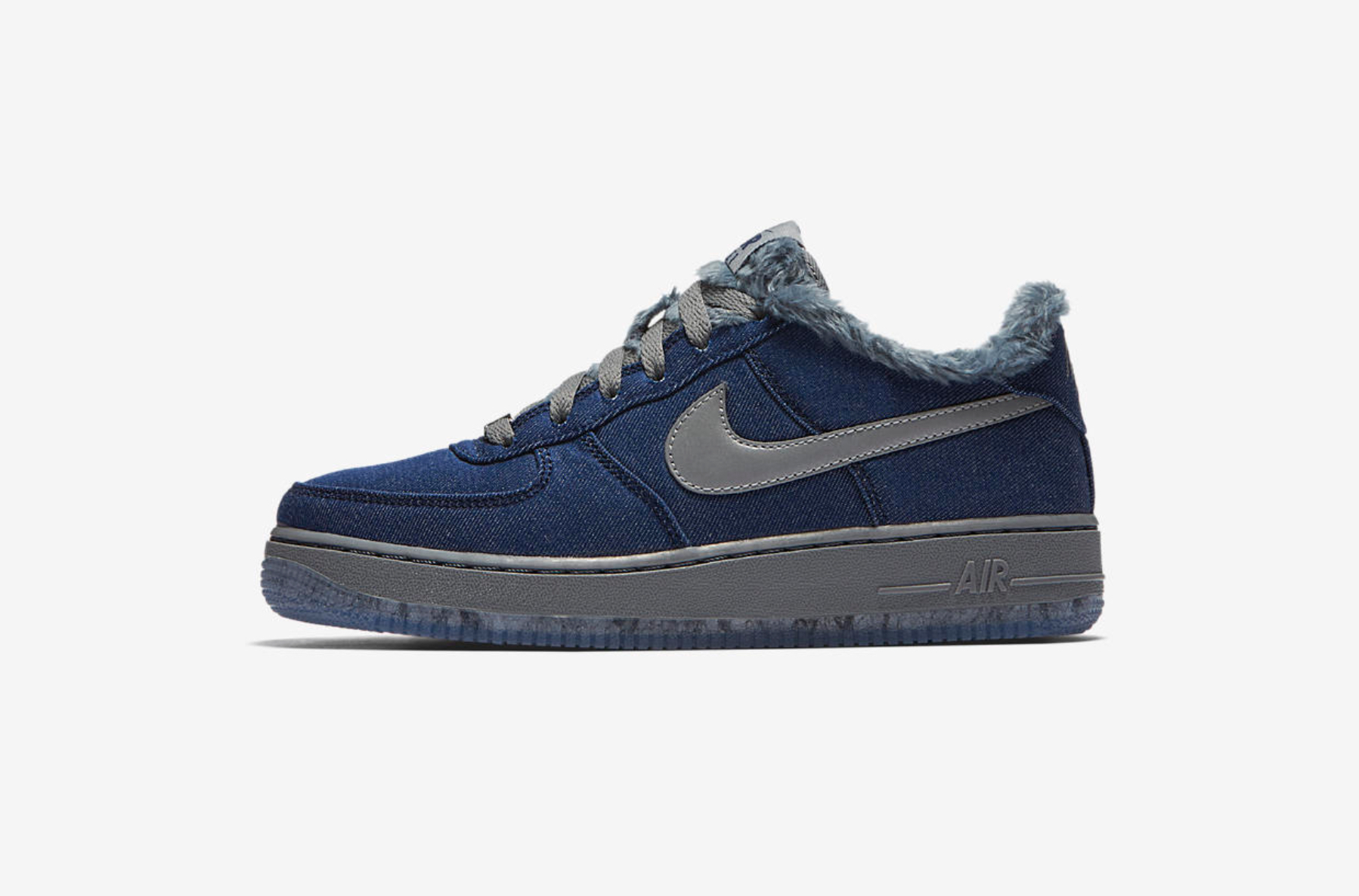 Nike Air Force 1 GS Full Moon friday the 13th 5