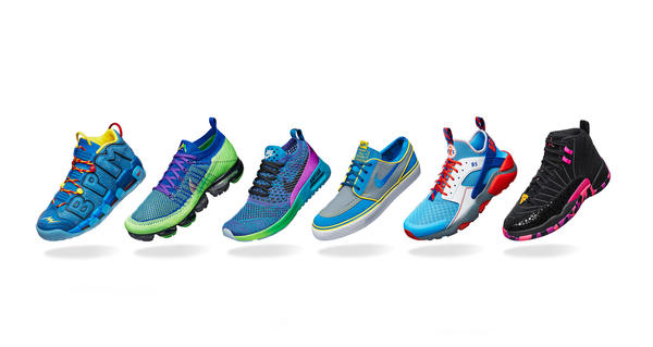 Nike Doernbecher Freestyle Calendrier 2012
