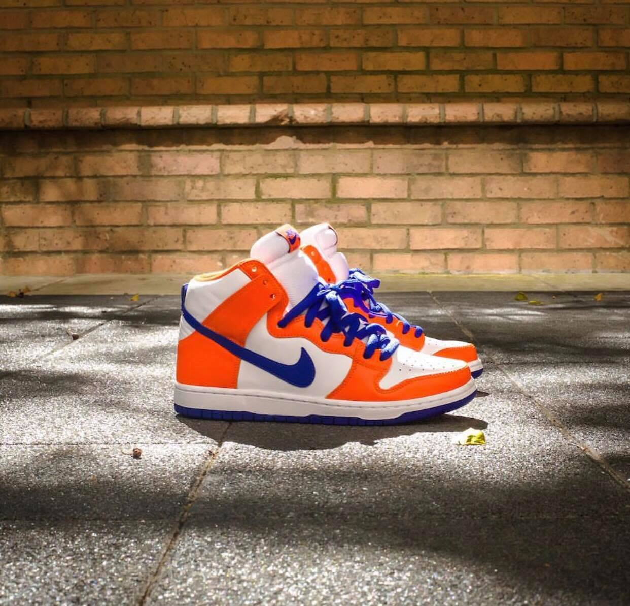 the latest 4a8ac 73e6e Nike SB Dunk High TRD QS 'Supa' - Quick Look and Release ...