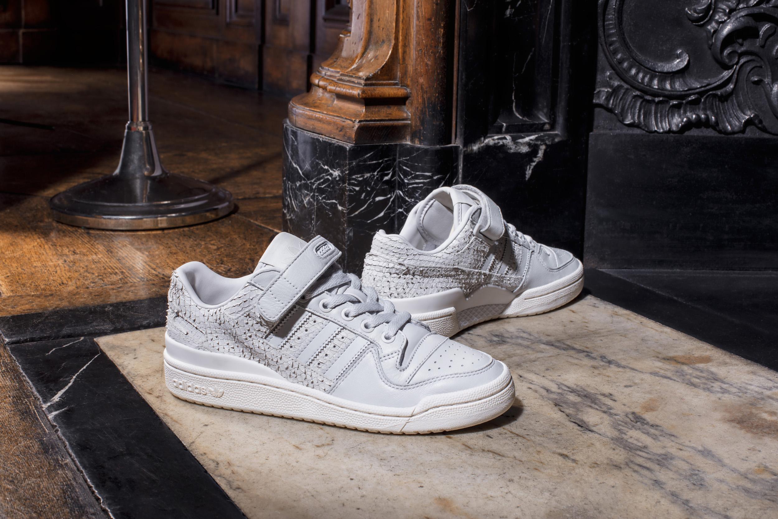 adidas Originals Unveils Forum Low Lux