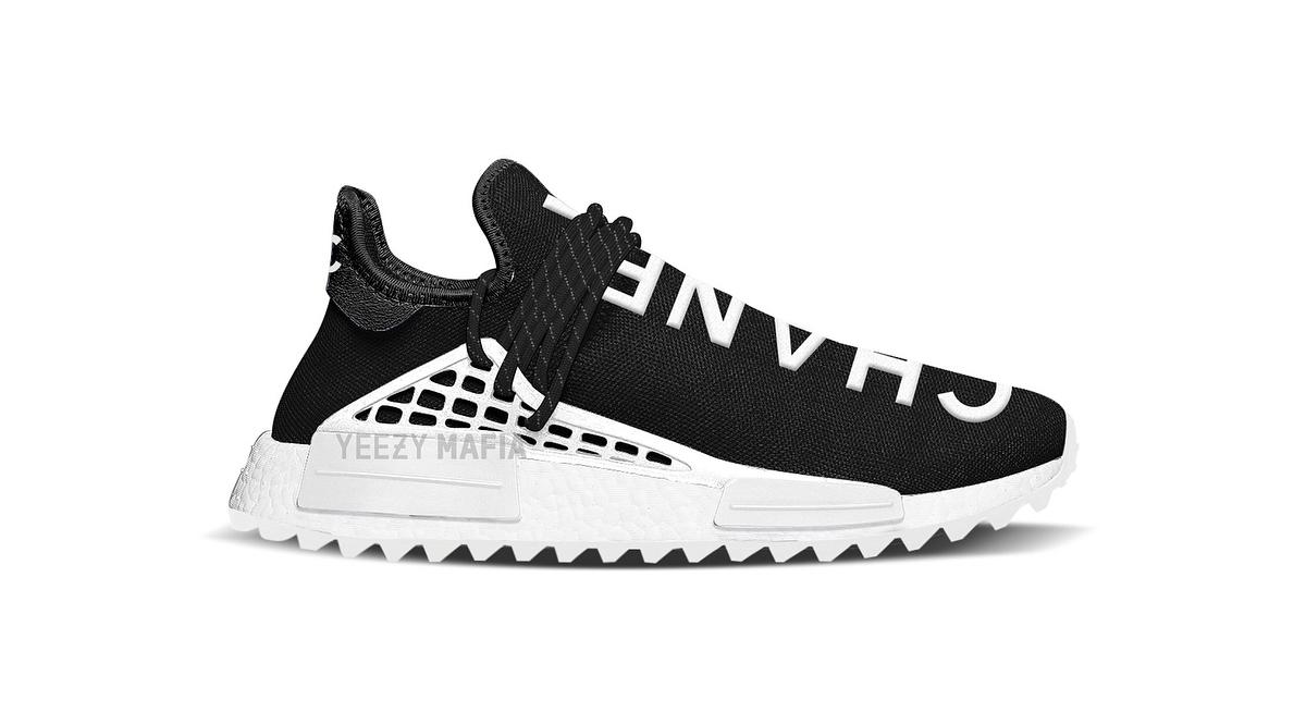 Coming Soon: Pharrell x Adidas NMD