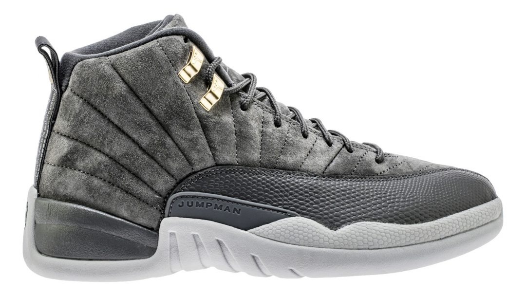 air jordan 12 retro grey 1