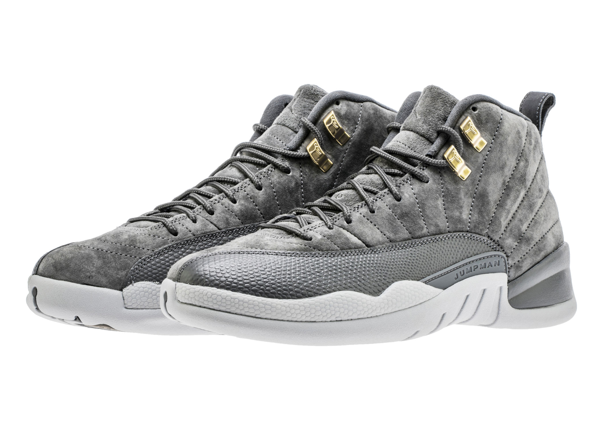 timeless design 37371 46809 The Air Jordan 12 Retro 'Dark Grey' Has a Release Date ...