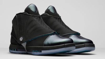 buy popular 3212c e8a6d ... Hornets PE (Sole) A Detailed Look at the Air Jordan 16 and Air Jordan 32  CEO ...