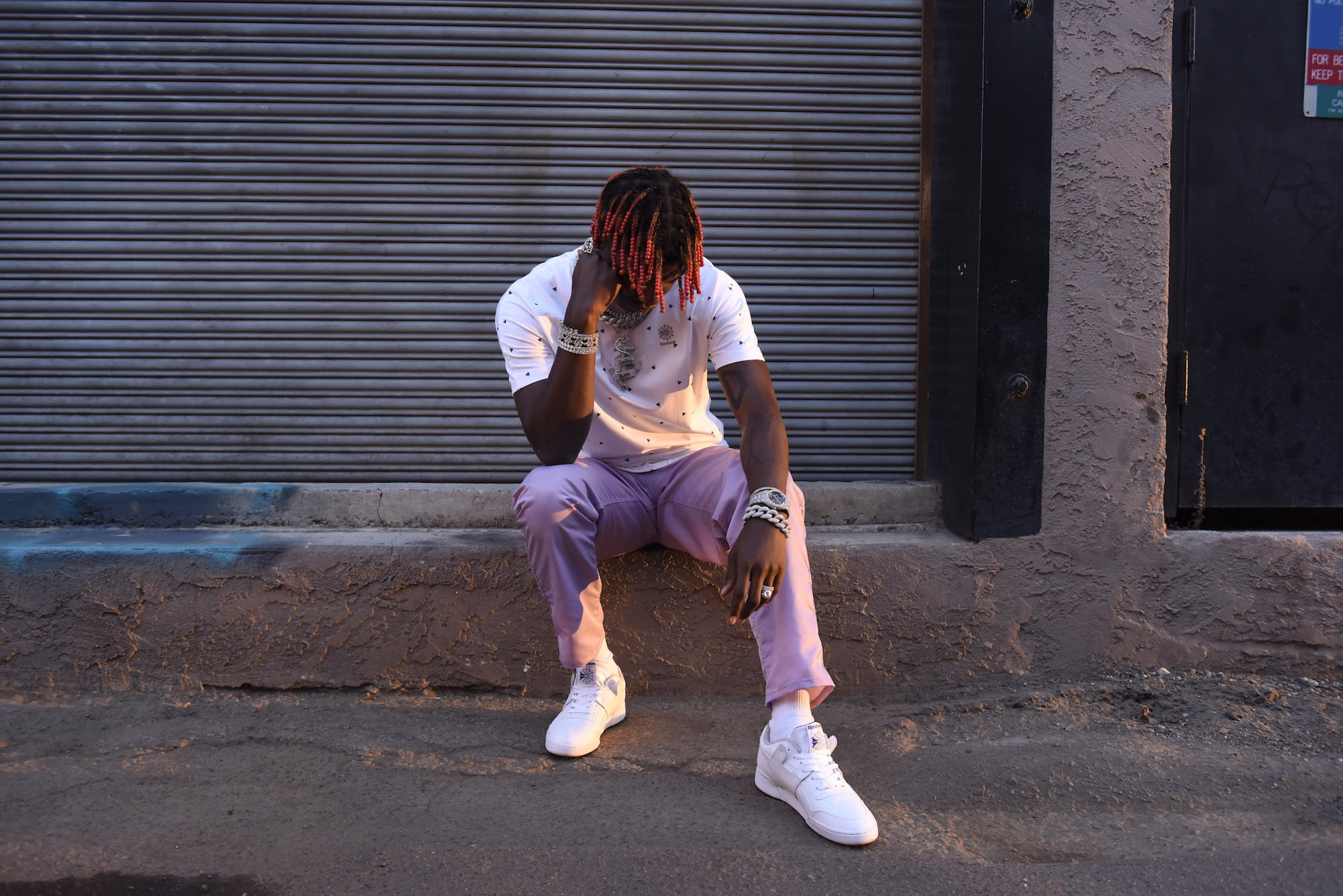 Reebok Classics and Lil Yachty Form a