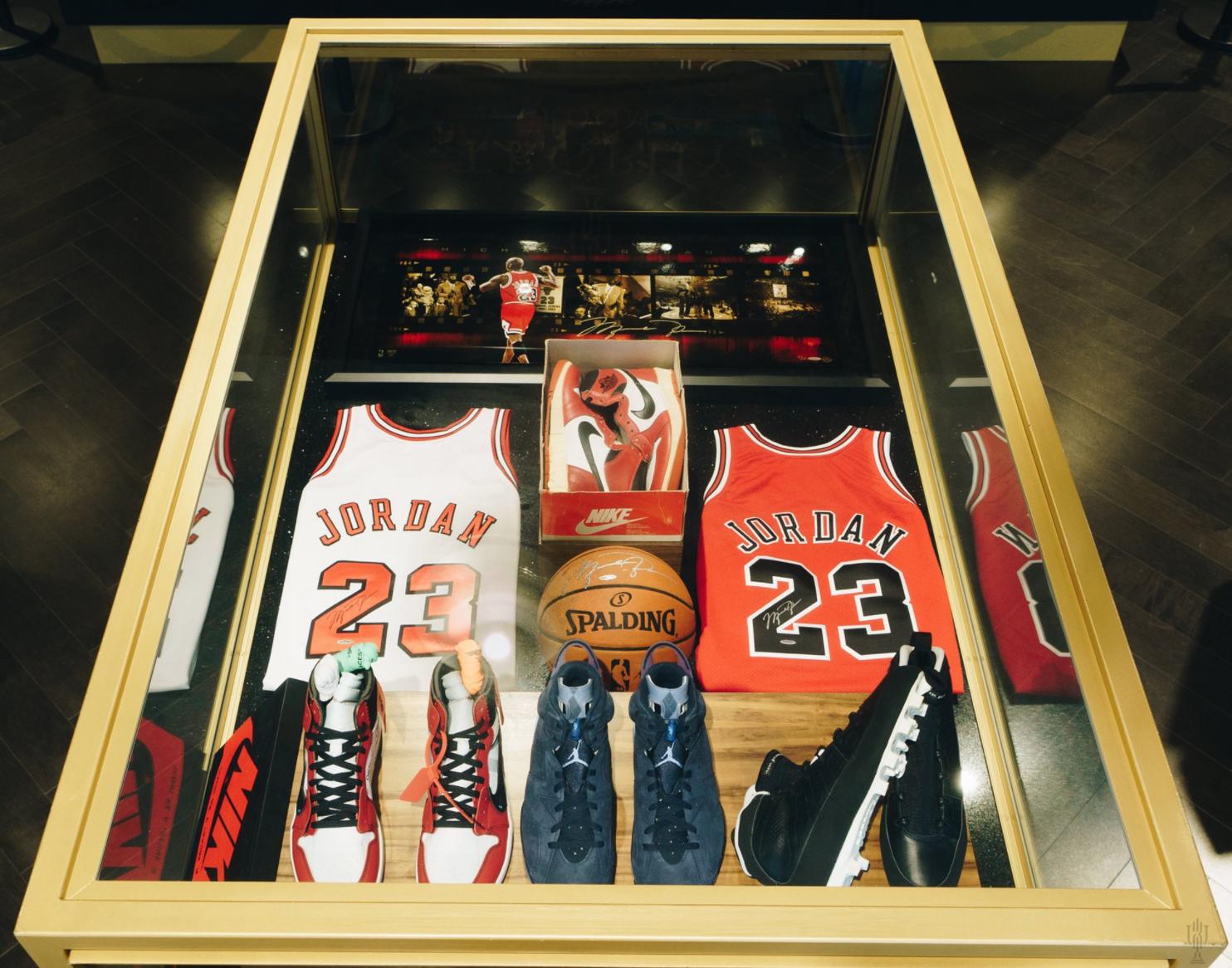Trophy Room Has Michael Jordan Og Ds Sneakers And