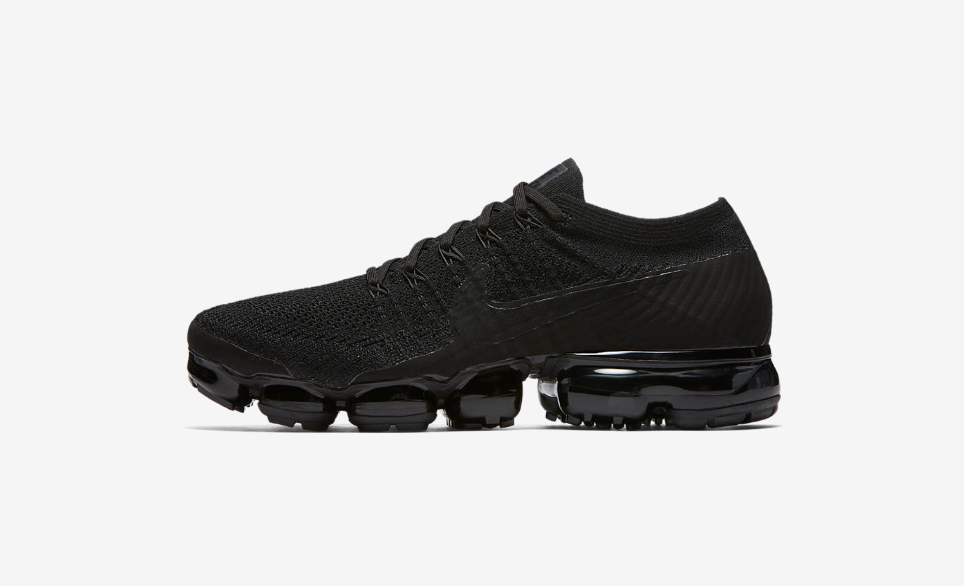 best sneakers 9b2ca 2db8e Triple Black Air VaporMaxes for Friday the 13th - WearTesters