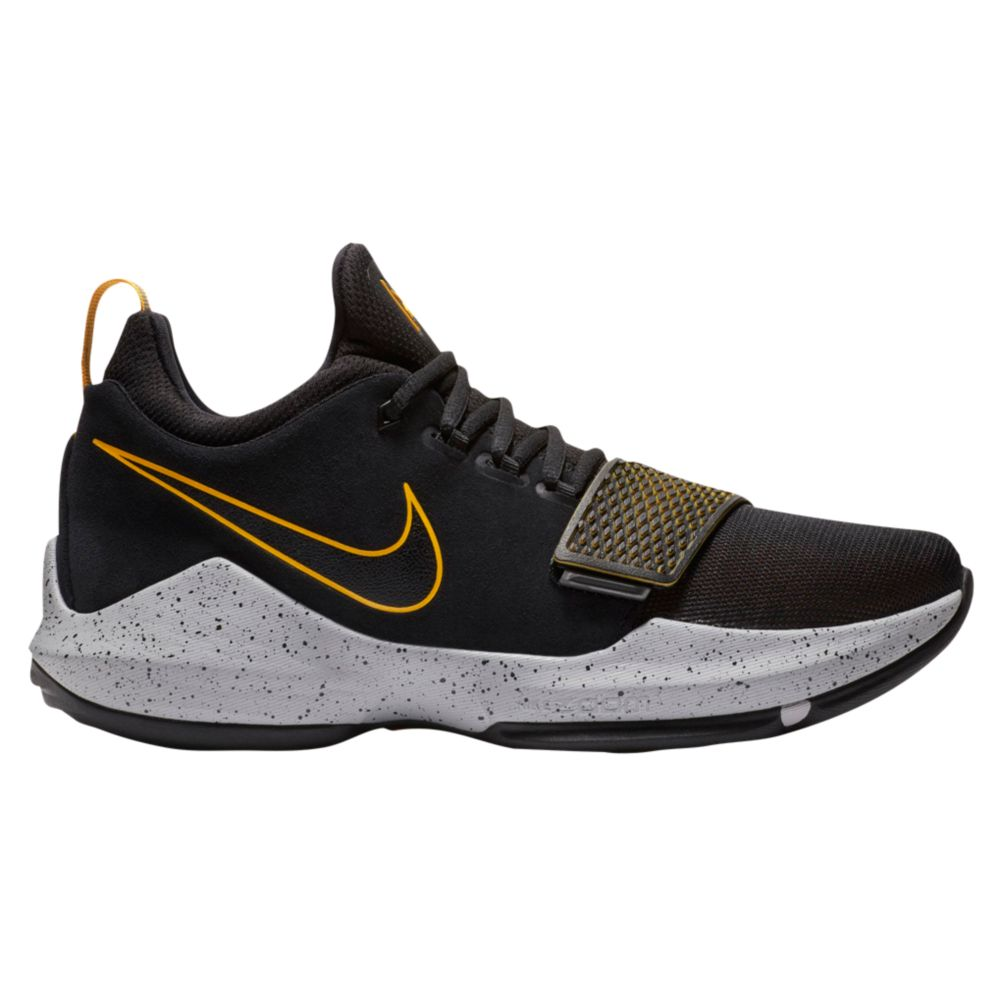 Gold And Black Nike Shoes Boys