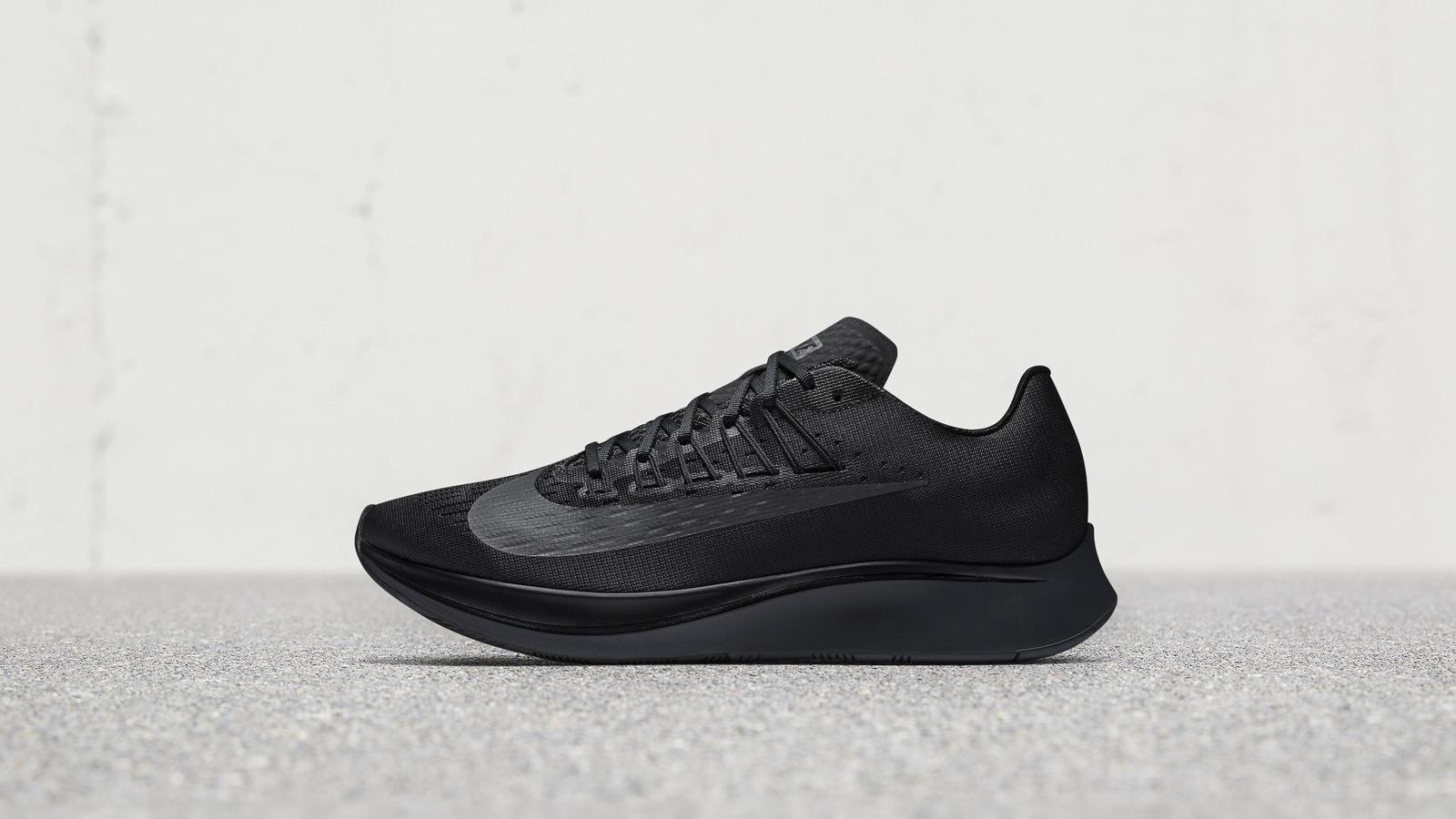 The Nike Zoom Fly Goes Triple Black WearTesters