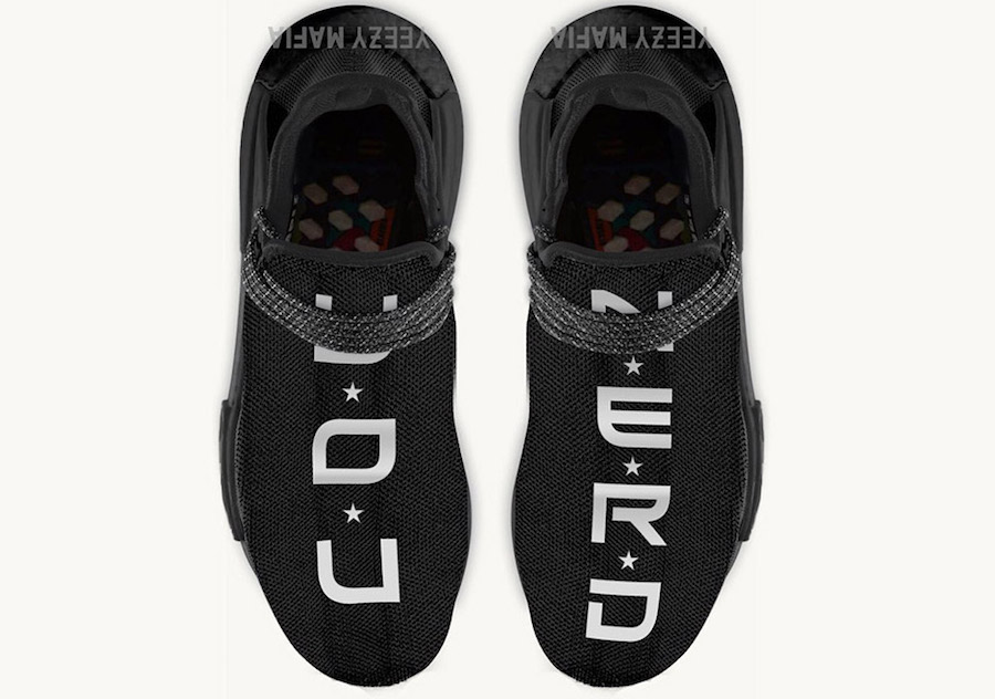 huge selection of 9babc 7531d Pharrell's N.E.R.D NMDs are Releasing Exclusively at One ...