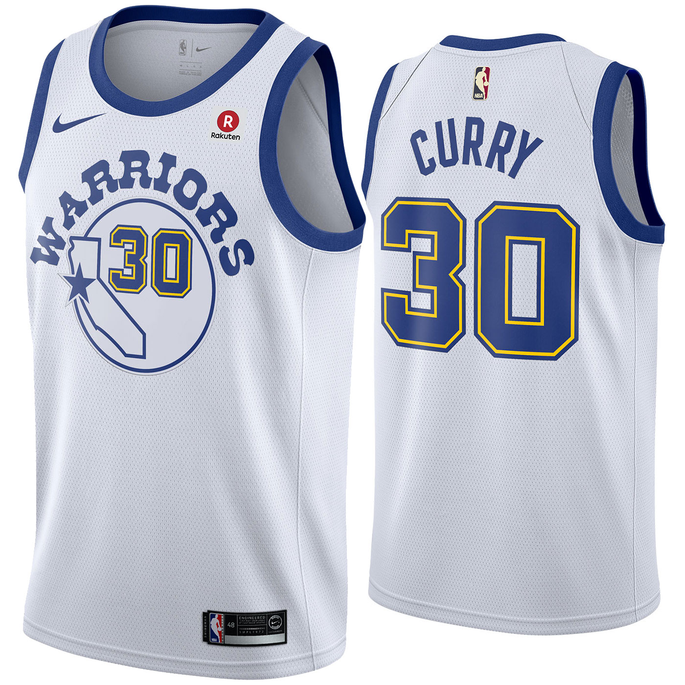 Warriors to Debut Classic Edition Uniforms Tonight, Swingman Jerseys Available to Order Now ...