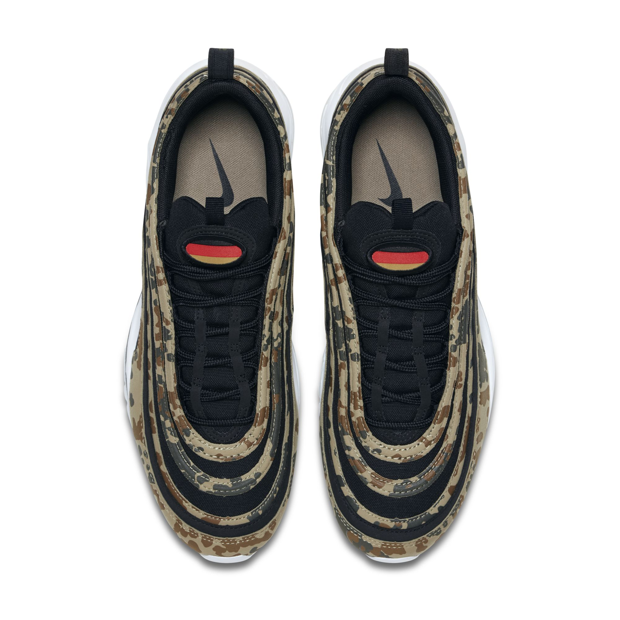 Nike Air Max 97 Premium Country Camo Pack Germany