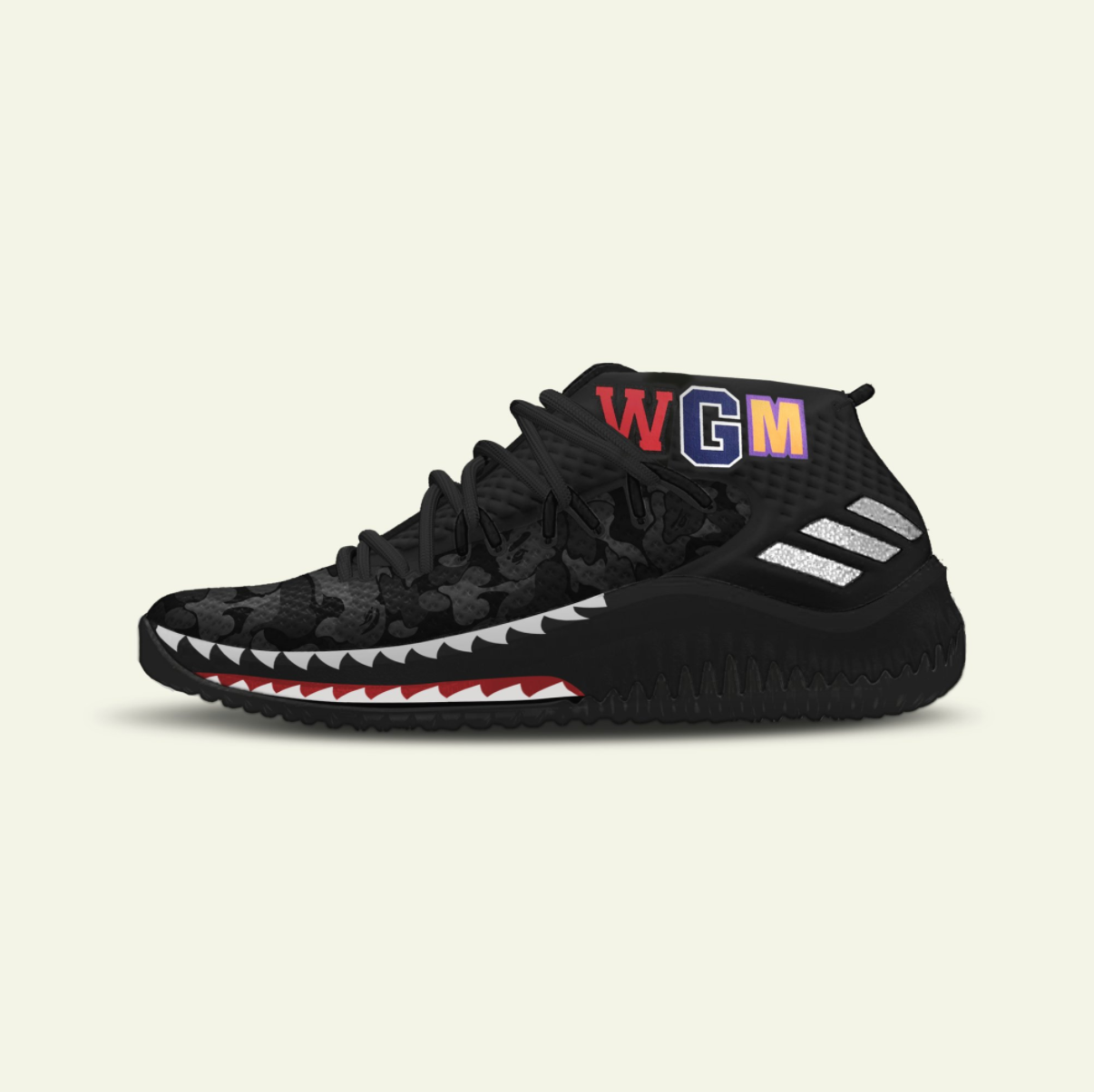 low priced dd485 2ad06 The BAPE adidas Dame 4 Pack - Pricing and Release Date ...