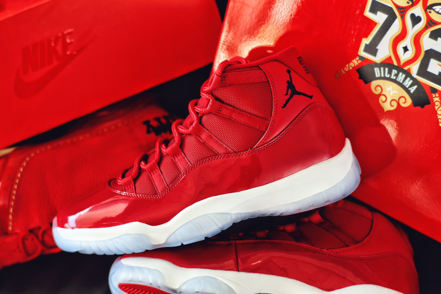 b2388dbd45733 Up Close and Personal with the Air Jordan 11 'Win Like '96 ...