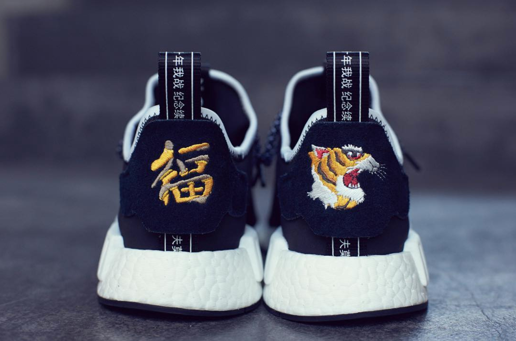newest 25d54 d033b Invincible and Neighborhood Add 'Good Fortune' to the adidas ...