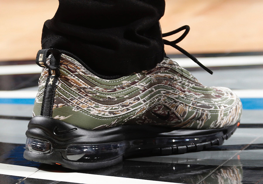 on sale 74490 f84cb The Nike Air Max 97 'USA Camo' is Set to Release - WearTesters