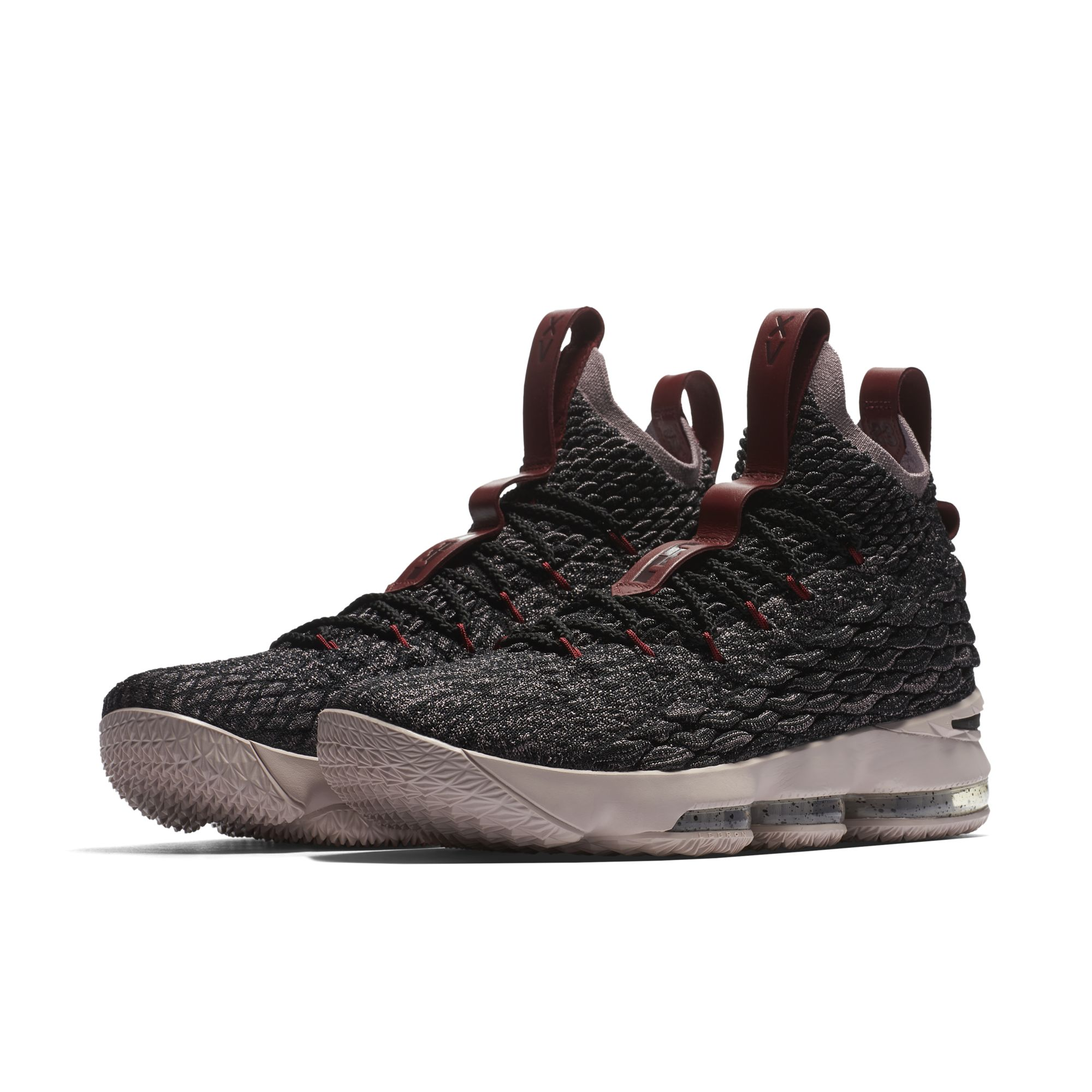 An Official Look at the Nike LeBron 15 'Pride of Ohio ...