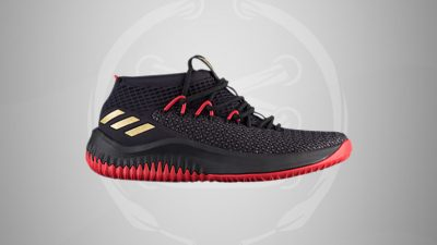 There is Another Black/Red adidas Dame 4 Releasing This Month
