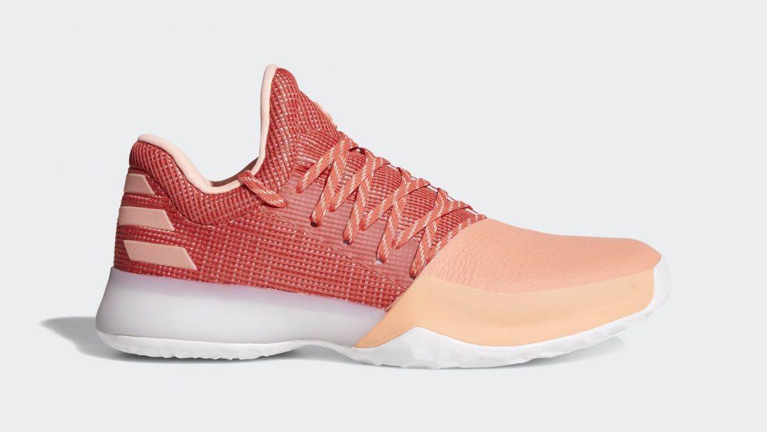 adidas harden vol 1 pink 1. Nov20