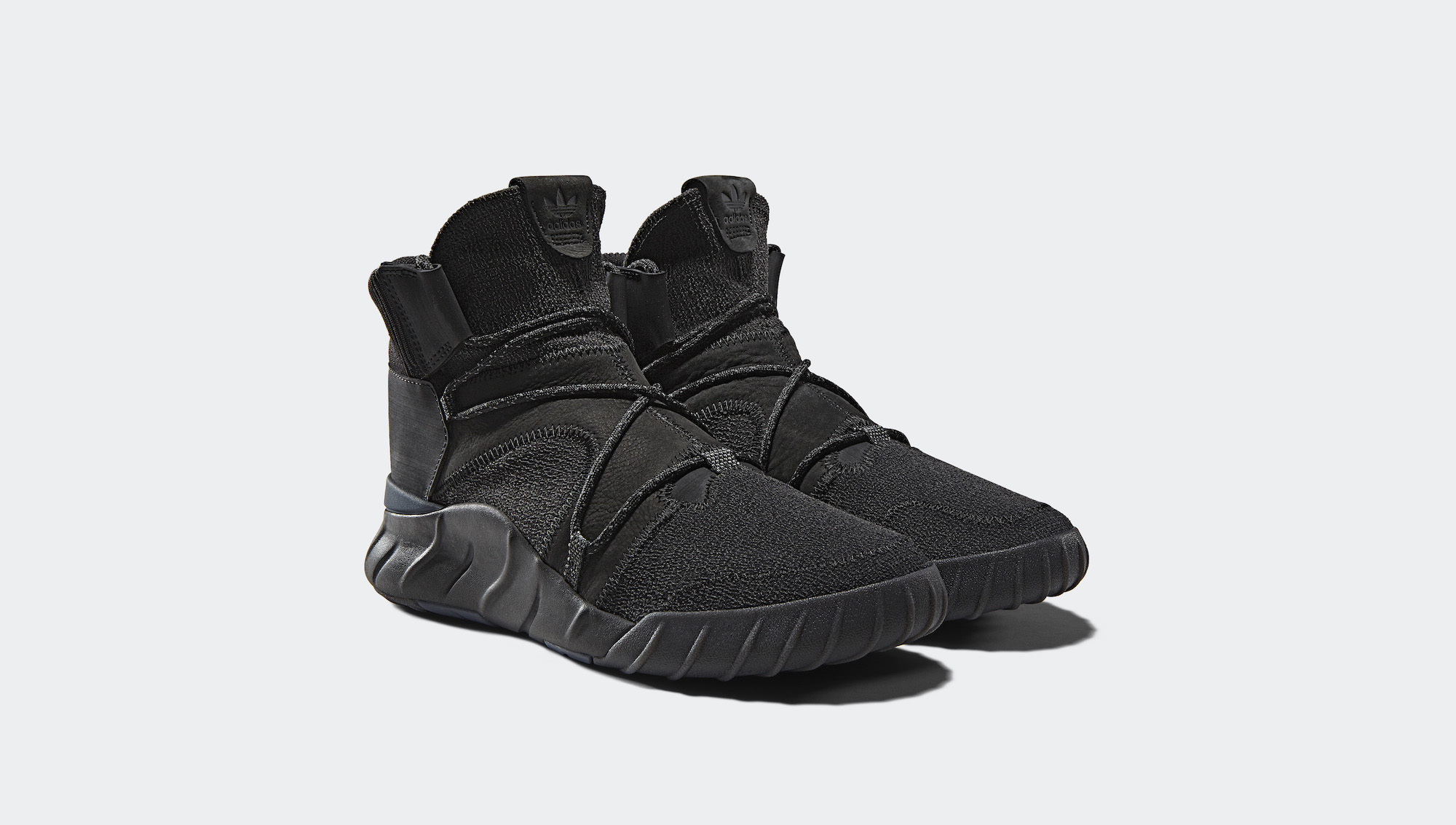 Cheap Adidas Tubular Nova Primeknit Triple Black stickabush