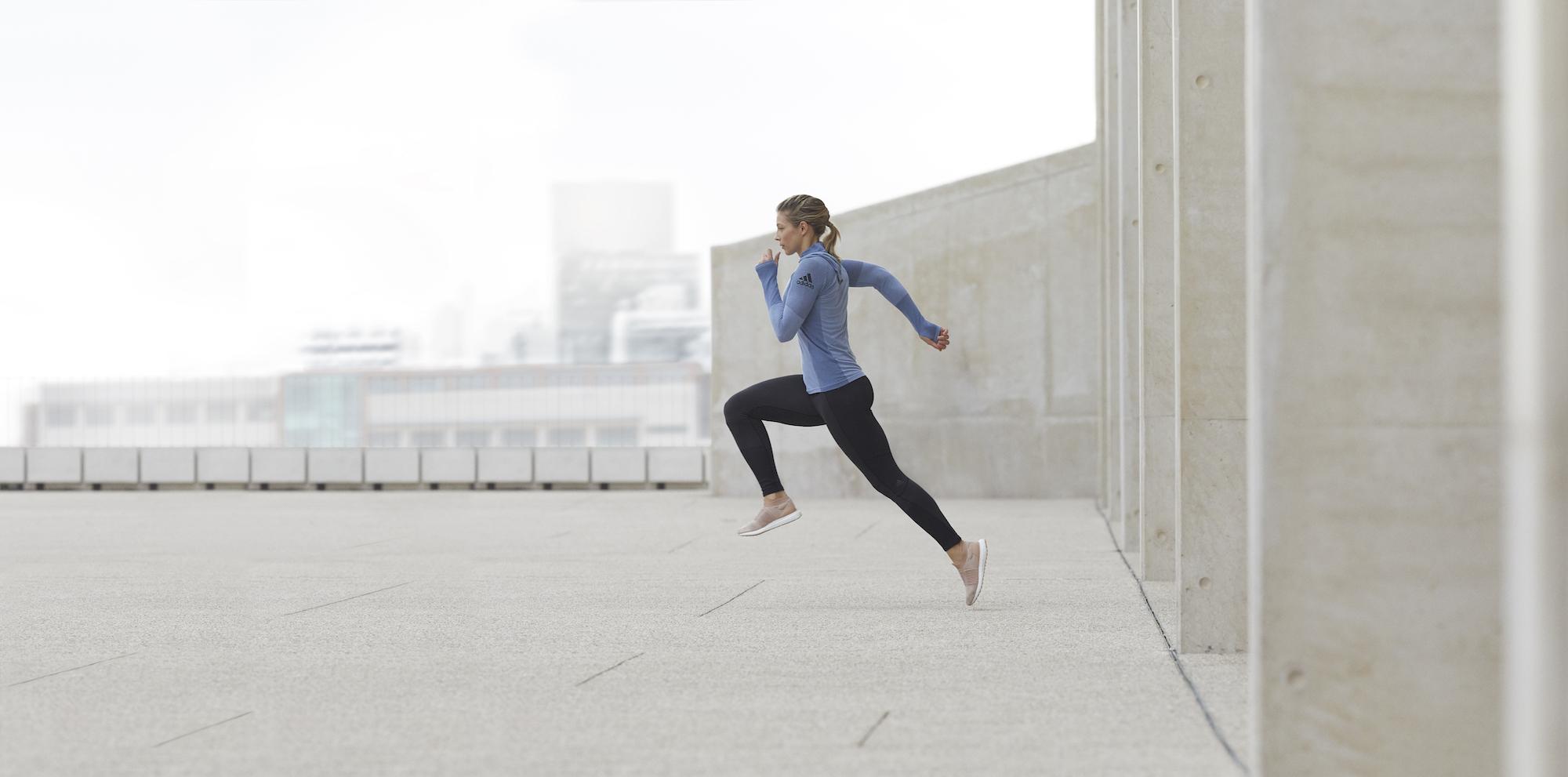 Adidas De Ultra Impulsar Los Hombres Sin Cordones qQHox0K