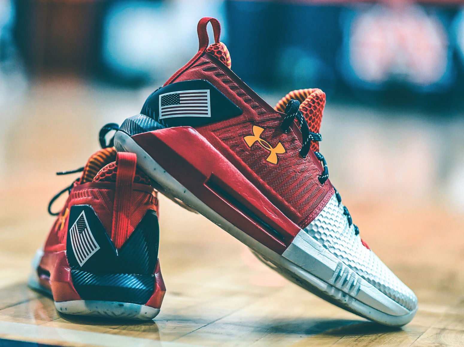 The Under Armour Drive 4 Low 'Veteran's