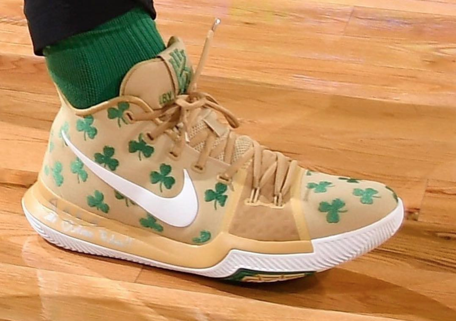 kyrie 3 shoes boston