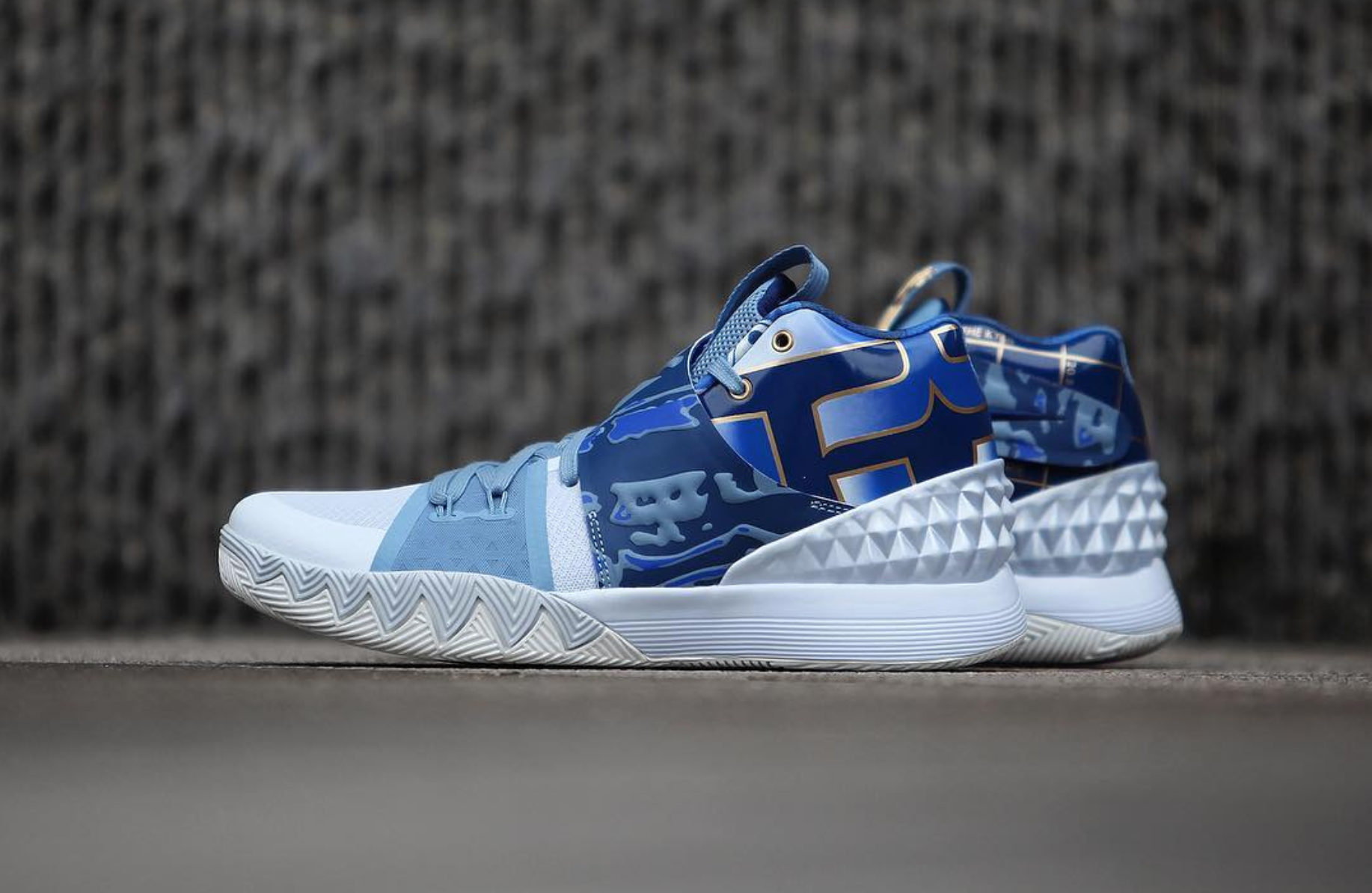 new arrival 032fe ddb9c Another Nike Kyrie S1HYBRID 'What the Kyrie' is Coming Soon ...