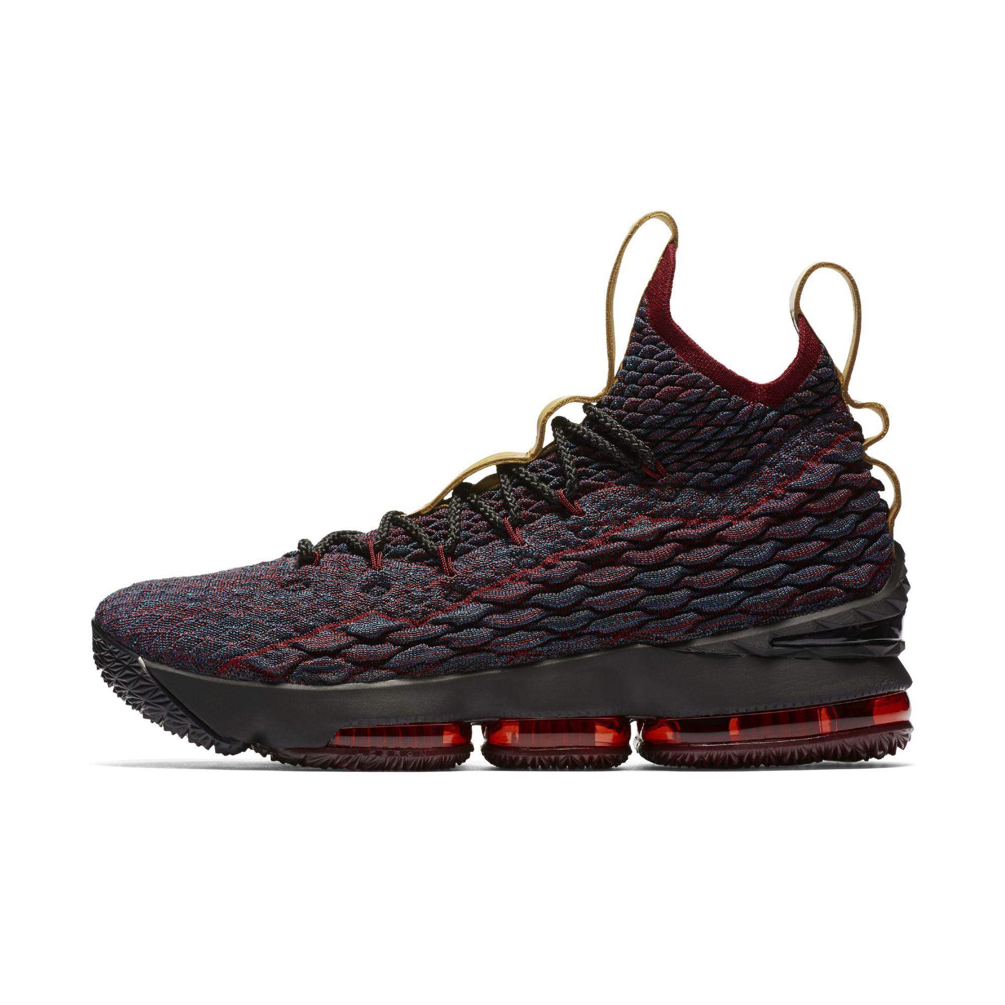 What Do Lebron James  Nike Basketball Shoes Look Like