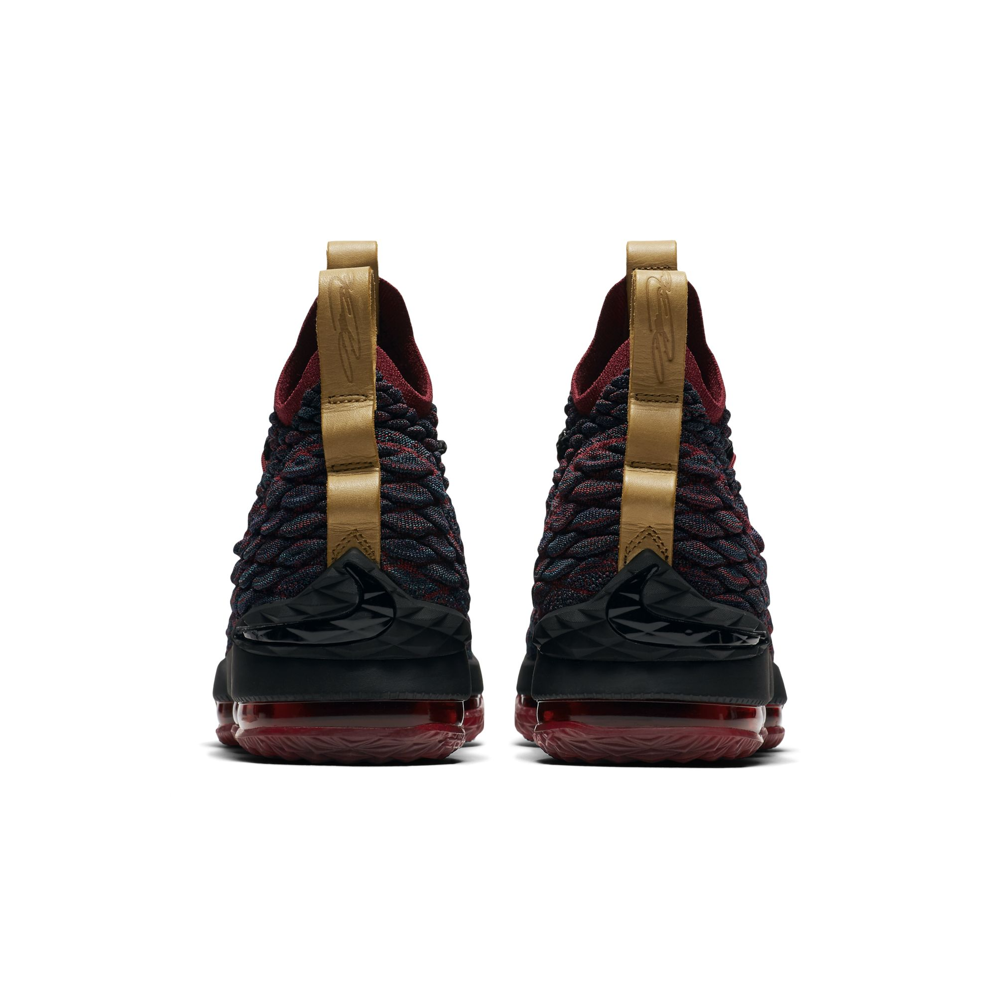 finest selection 9063a 87447 nike lebron 15 new heights kids 4 - WearTesters