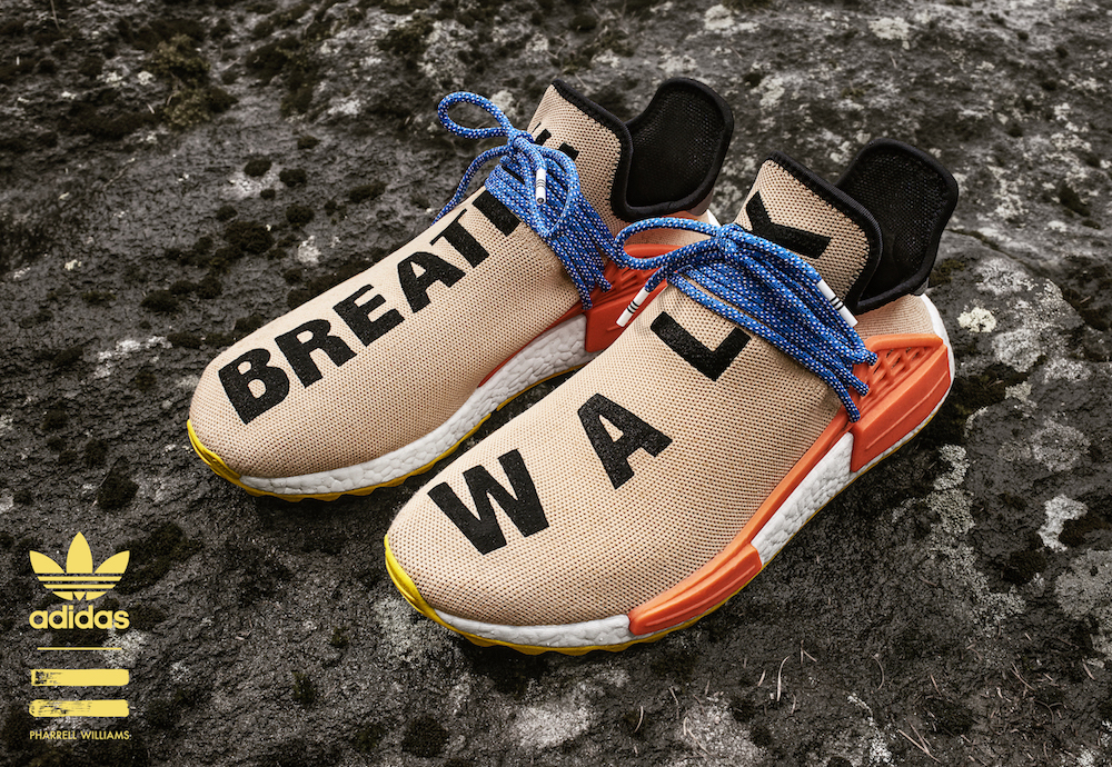 Pharrell adidas NMD Human Race Trail Cotton Candy BBC Exclusive