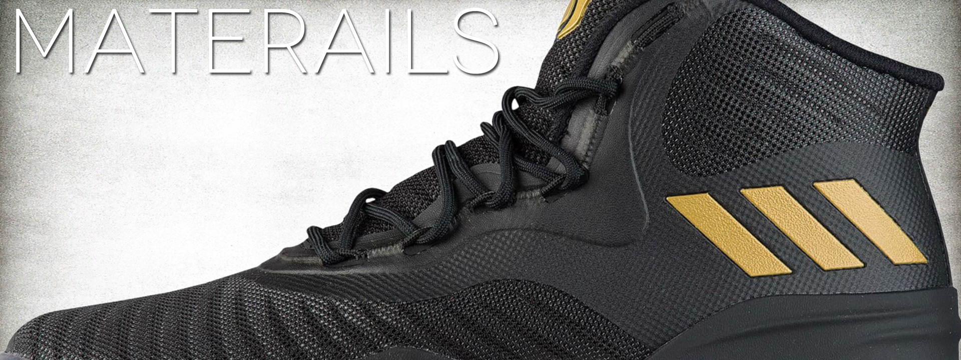 adidas d rose 8 performance review materials