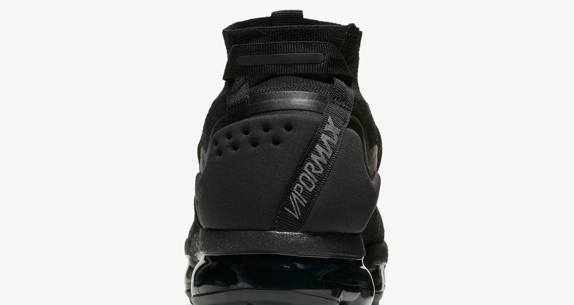 new product 403b0 da1db Nike Unveils the Air VaporMax Utility 'Maximum Black ...