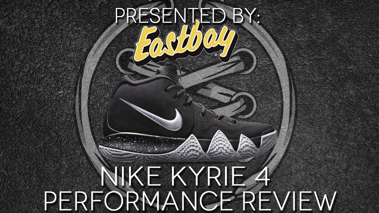 online store f3631 98bf2 Nike Kyrie 4 Performance Review - WearTesters