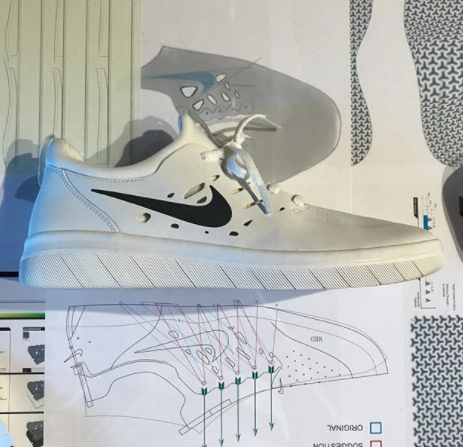 uk store sells available First Look at Nyjah Huston's First Nike SB Signature Sneaker ...